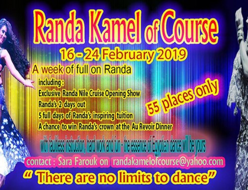 Randa of Course Intensive 16th to 23rd of February 2019