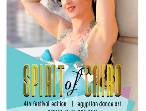 Spirit of Cairo Festival October 2018