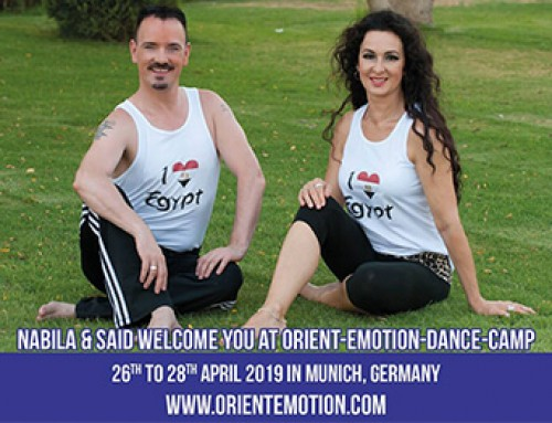 Orient Emotion Camp 26th to 28th of April 2019
