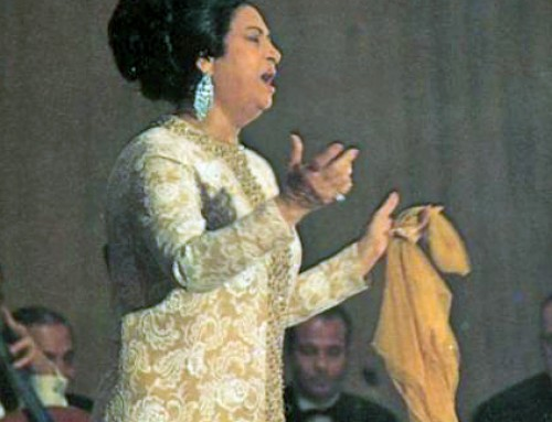 "Workshop ""Oum Kalthoum"" mit Nabila 18./19. Jänner 2019"